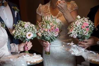 Nevěstina kytice? :)