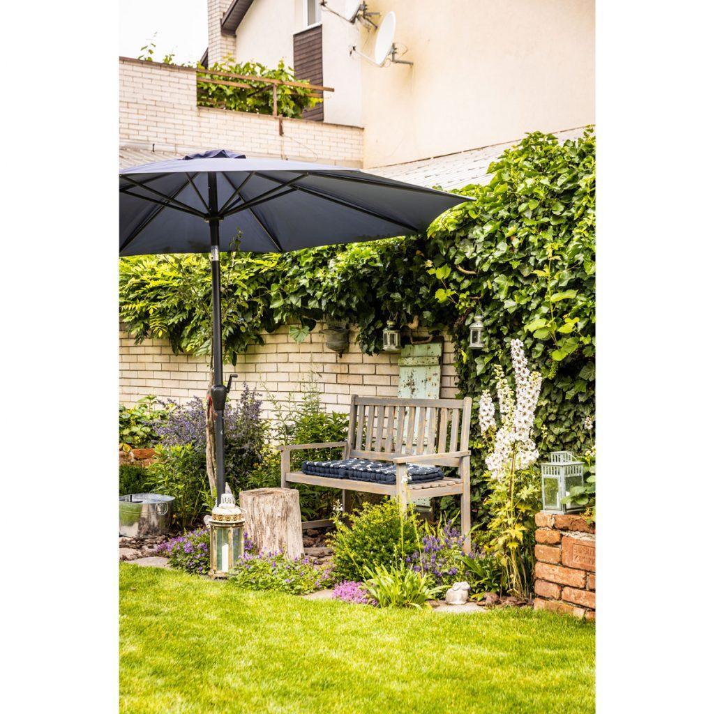 Átriová  záhrada s dovolenkovou atmosférou - Obrázok č. 3