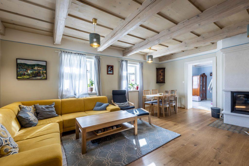 Sen o dokonalom bývaní si splnili v baníckom dome - Obrázok č. 2