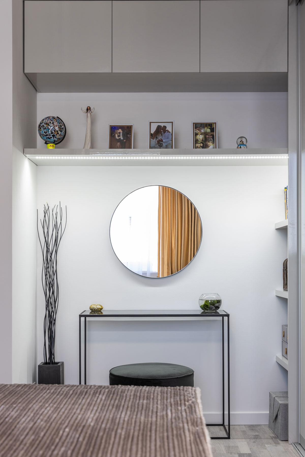 Ako sa býva v byte zariadenom v duchu minimalizmu - Obrázok č. 2