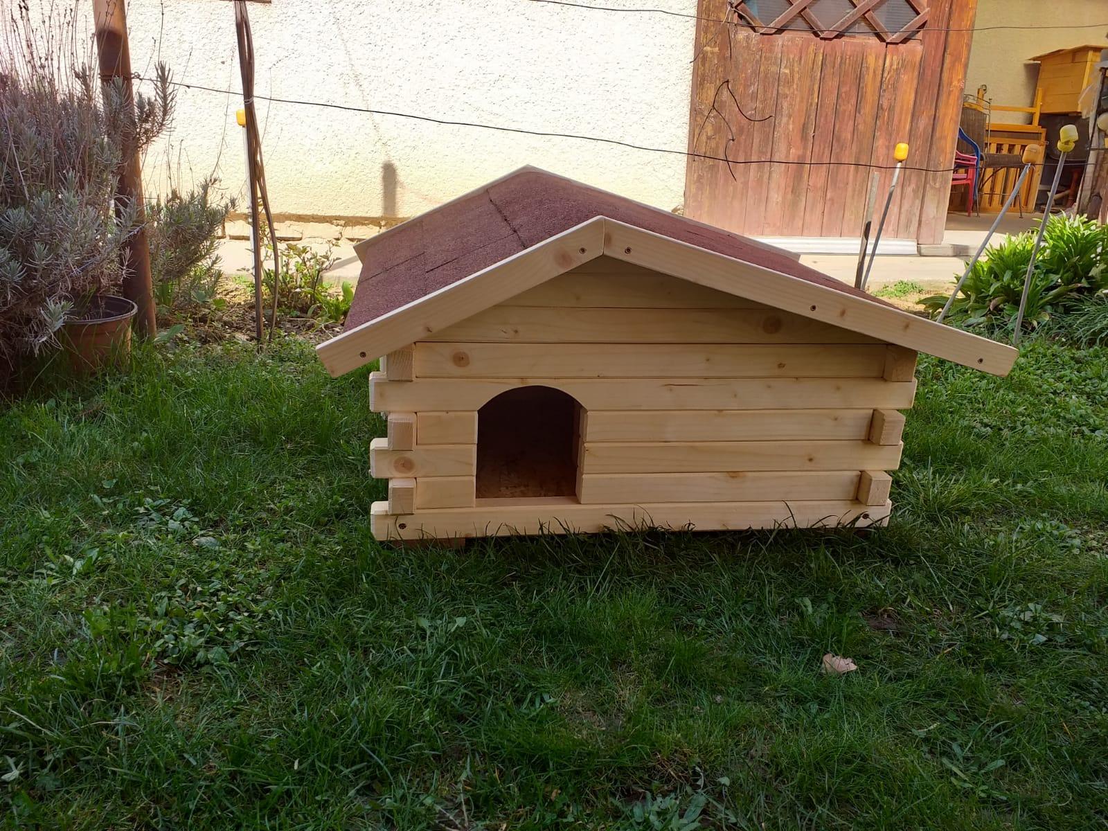 Domček pre malého psíka alebo mačku - Obrázok č. 1