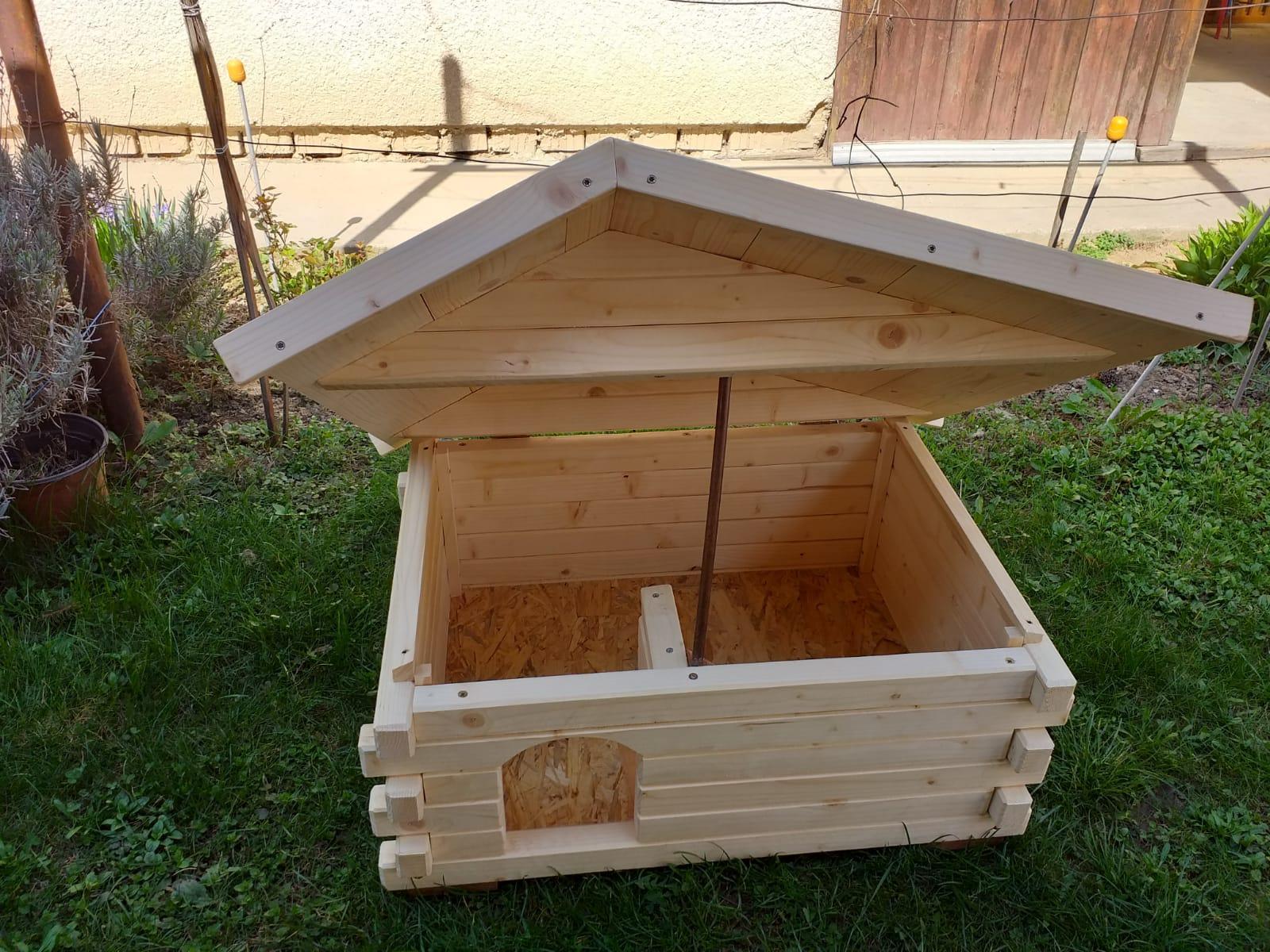 Domček pre malého psíka alebo mačku - Obrázok č. 2