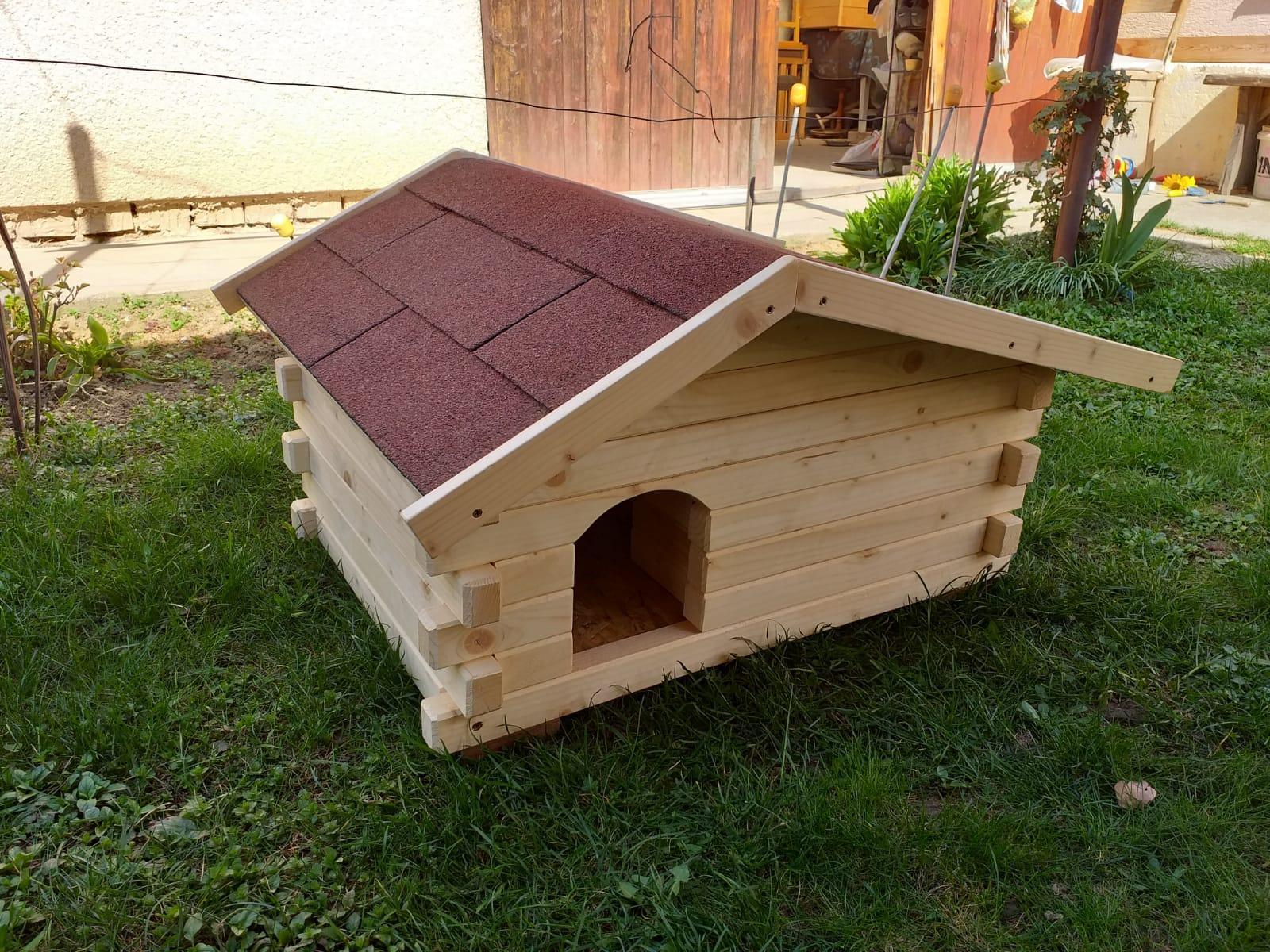 Domček pre malého psíka alebo mačku - Obrázok č. 3