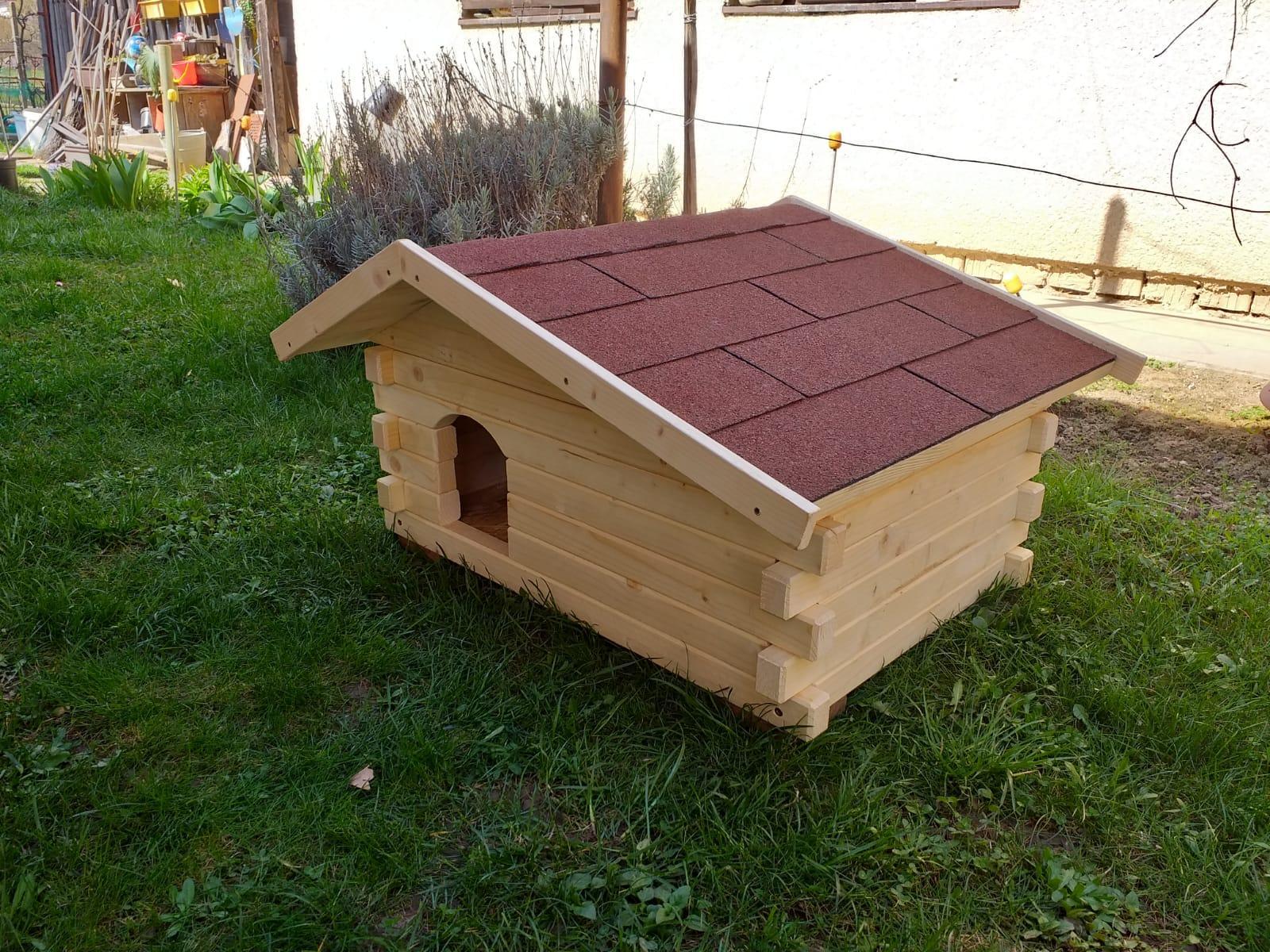 Domček pre malého psíka alebo mačku - Obrázok č. 4