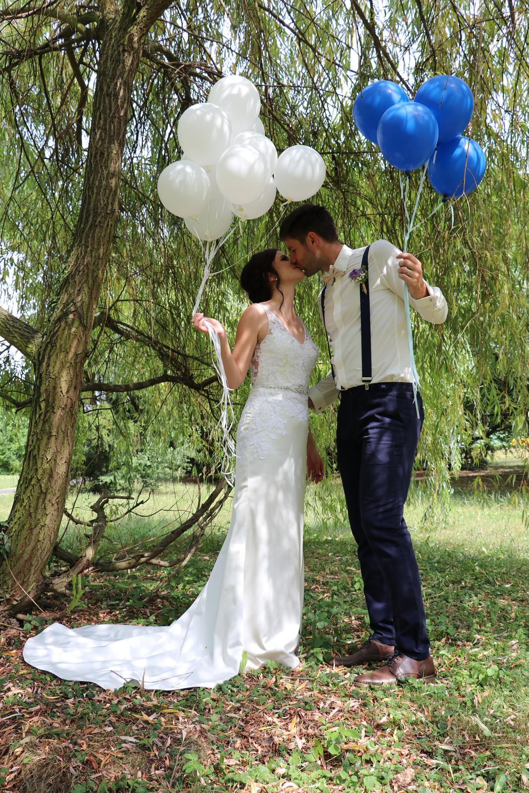 Svatební šaty značky Maggie Sottero - Obrázek č. 1