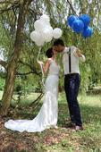 Svatební šaty značky Maggie Sottero, 36
