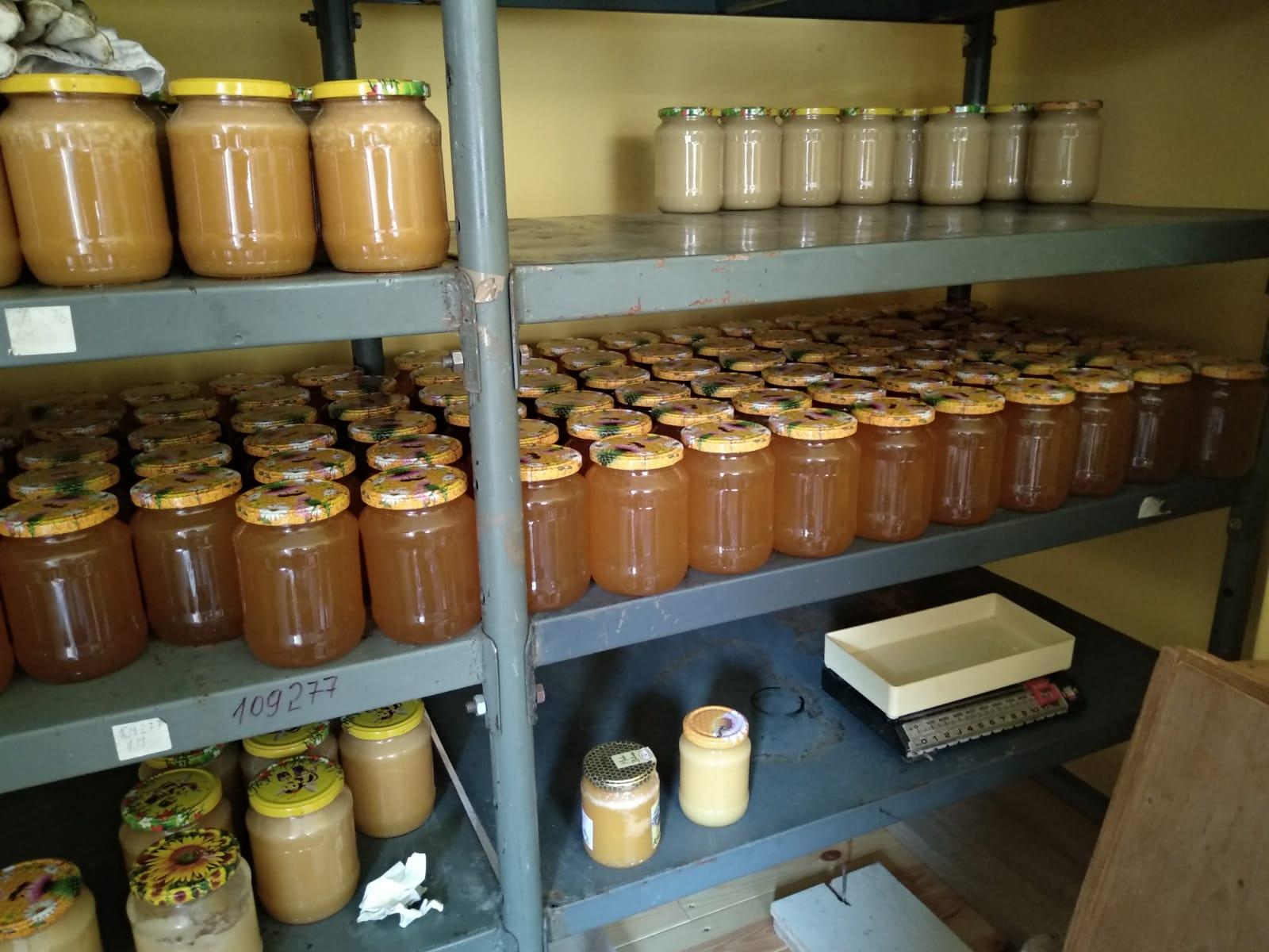 Včelí med - Obrázok č. 1