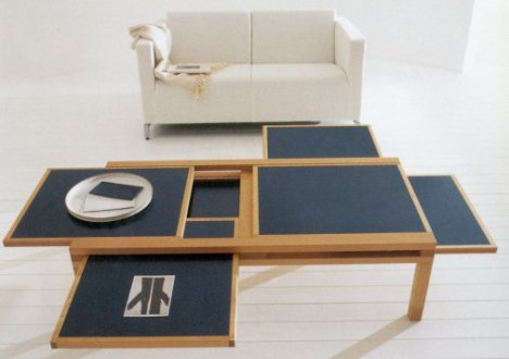 Konferencny stolik k nasej sedacke...inspiracie a rady - prakticke riesenie