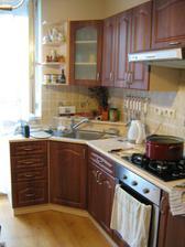 Nova kuchyna pre svokru po rekonstrukcii :-)