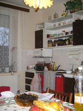 Stara svokryna kuchyna pred rekonstrukciou :-)