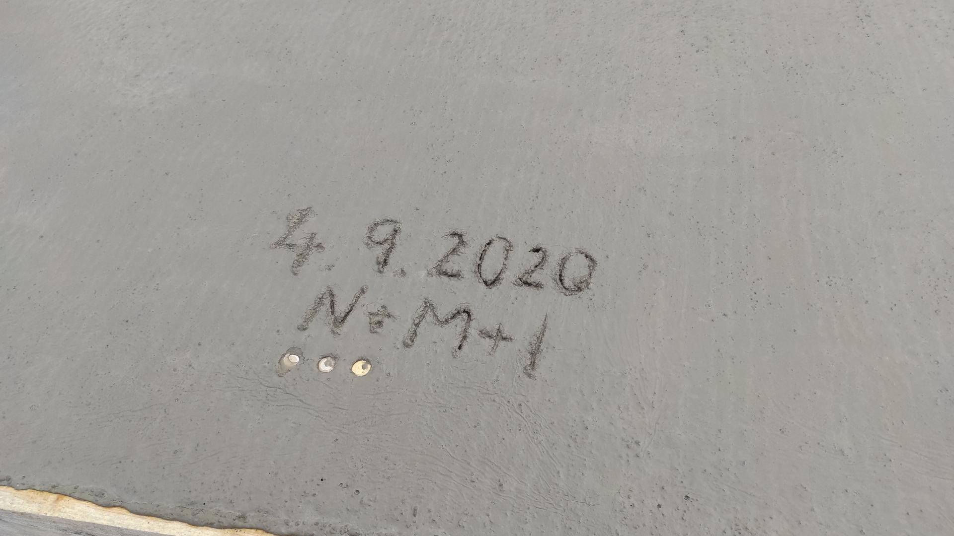 Konečne sme začali - 4.9.2020