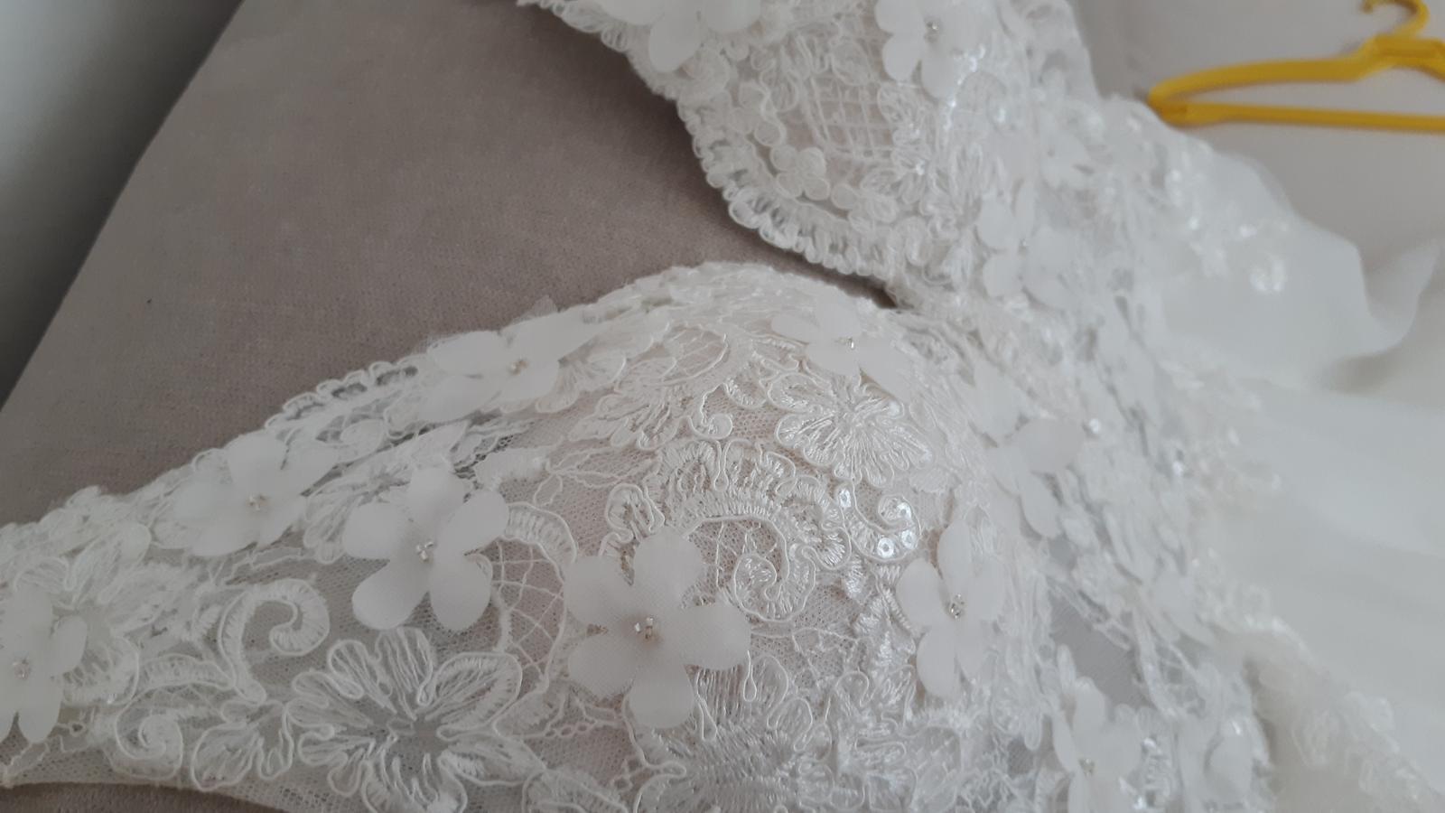 Svadobné šaty Annette Moretti - model Nicoletta - Obrázok č. 1