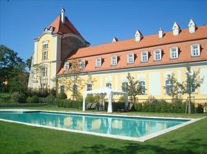 tu bude svadba Chateau Bela