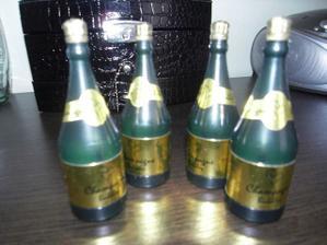 bublifuky - šampanské nesmú chýbať :-)