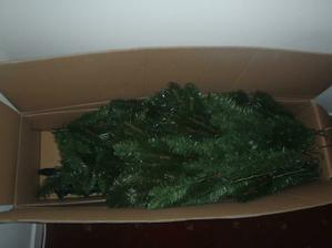 Naš 280cm stromcek:))