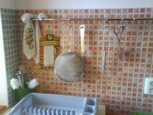 ako druhá príde na rad kuchyňa-som zamilovaná do mozaiky