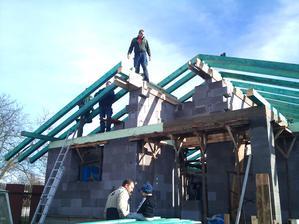 stavebný dozor nesmie chýbať :-)