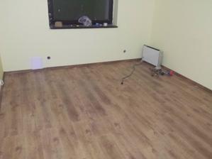 podlaha v detskej izbe