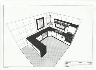 kuchyňa sa už vyrába,biela lesklá v kombinácii s hnedou ;-)