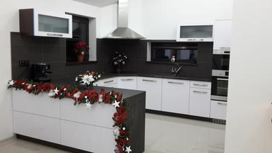 Troska Vianoc v novej kuchyni ;-)