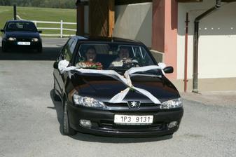 Rozesmátý příjezd na Býkov :-)