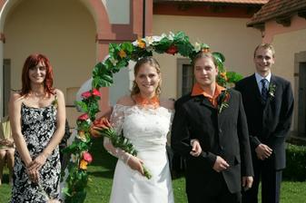 Prošli jsme svatobránou a teď čekáme co dál..