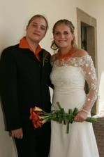 Představuji Vám novomanžele Honomichlovi :-)