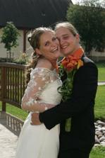 Jako reklama na šťastnou svatbu,že? :-)