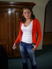 Čerstvá paní Honomichlová :-)
