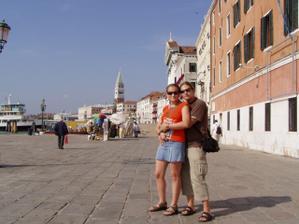 Naše svatební cesta:Benátky-Chorvatsko-Vídeň..Jako v pohádce...