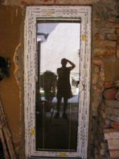znovu terasové dvere . . .