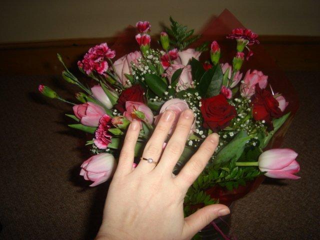 Moje sny... - moj diamantovy snubny prstienok