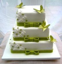 Naša torta (..ale bez motylov)