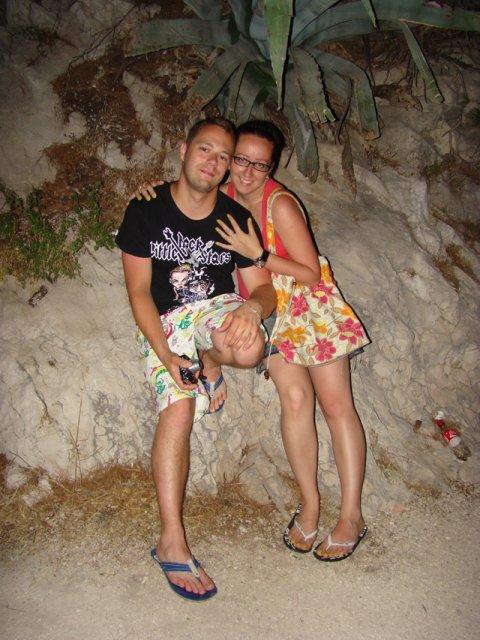 Tak pomaly začíname :-) - my na dovolenke 2010
