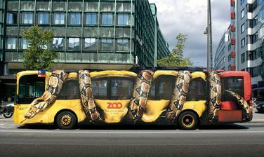 Kreatívna reklama (Koppenhagen ZOO)
