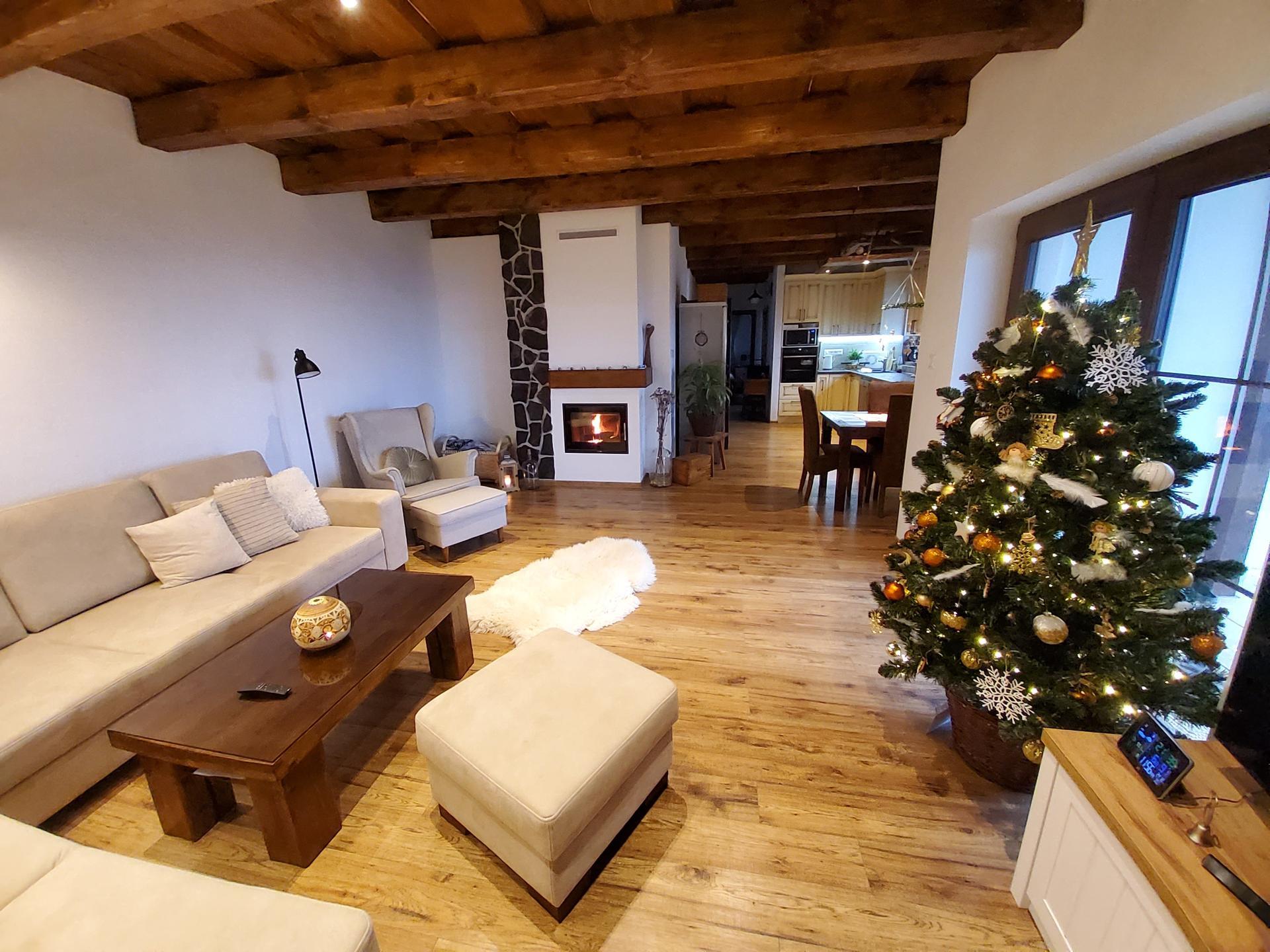 Druhé Vianoce v dome