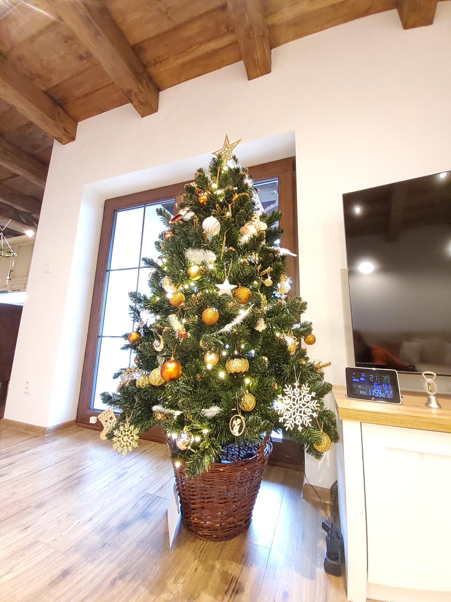 Druhé Vianoce v dome - Obrázok č. 4