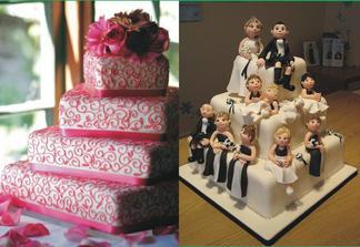 takáto tortička rozhodne bude..ak sa samozrejme podarí cukrárke :)
