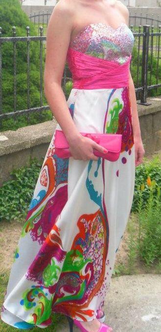 šaty S - Obrázok č. 1
