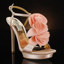 Badgley Mischka - nádherné topánky som sa do nich zamilovala