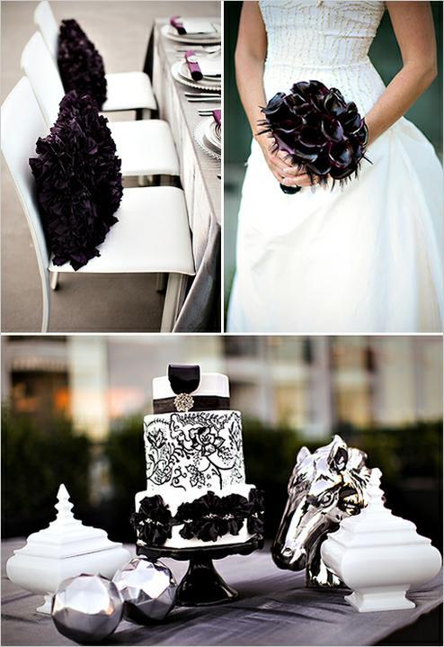 Black & White Weddings - Obrázok č. 19