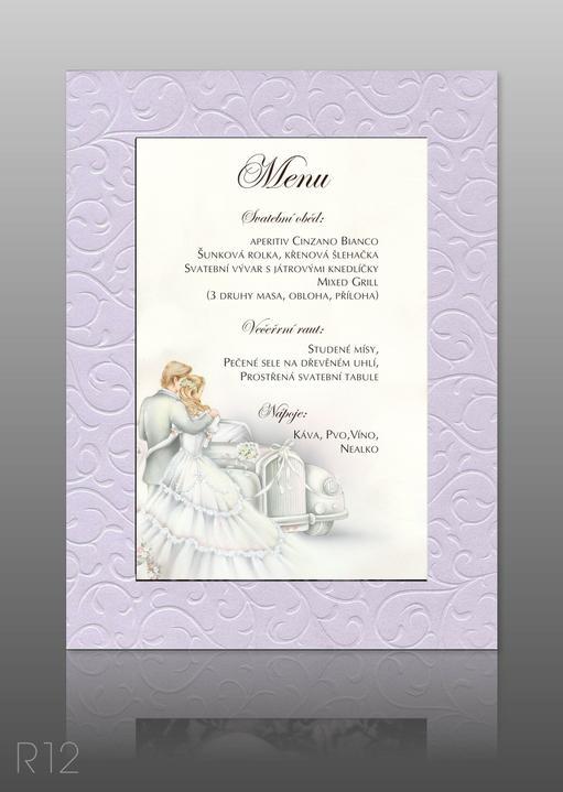 Janča a Jirka - přípravy na červenec 2012 - tak by mohlo vypadat menu v rámečku,jen pak doplníme svůj text