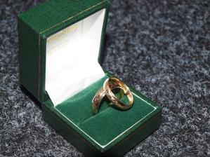 28.3. dorazily naše snubní prstýnky z irského města Galway