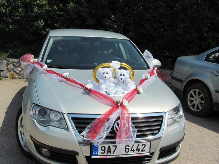 Jana{{_AND_}}Jirka - moje auto