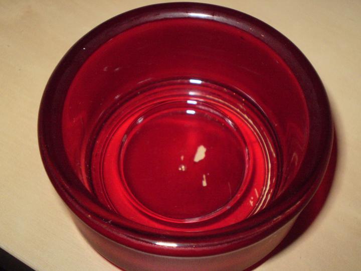 Janča a Jirka - přípravy na červenec 2012 - svícínek na čajové svíčky