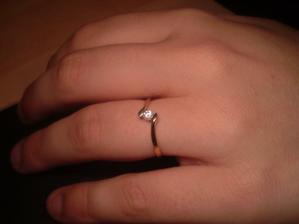 zásnubní prstýnek 30.4.2010