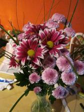 kytice k 18 měsícům od zasnoubení ( 30.10.2011)