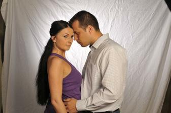 budúci manželia :)