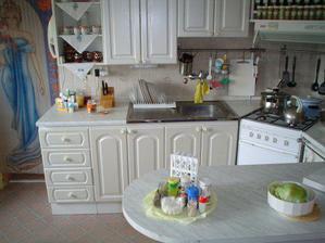 kuchyň mojí tchyně I