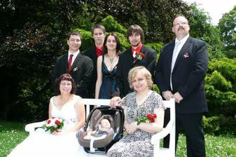 rodinka ženicha